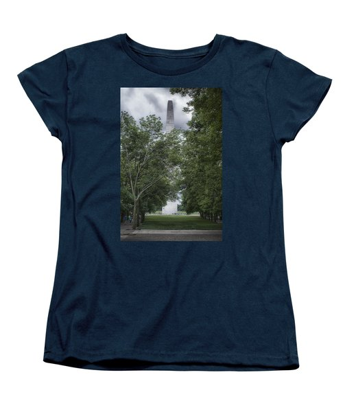 St Louis Arch Women's T-Shirt (Standard Cut) by Lynn Geoffroy