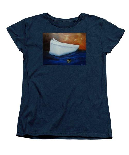 St. Marys Hospital School Of Nursing Women's T-Shirt (Standard Cut)