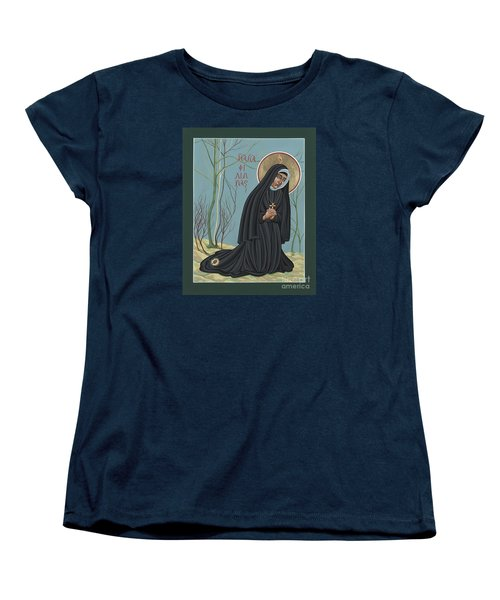 St. Philippine Duchesne 259 Women's T-Shirt (Standard Cut) by William Hart McNichols