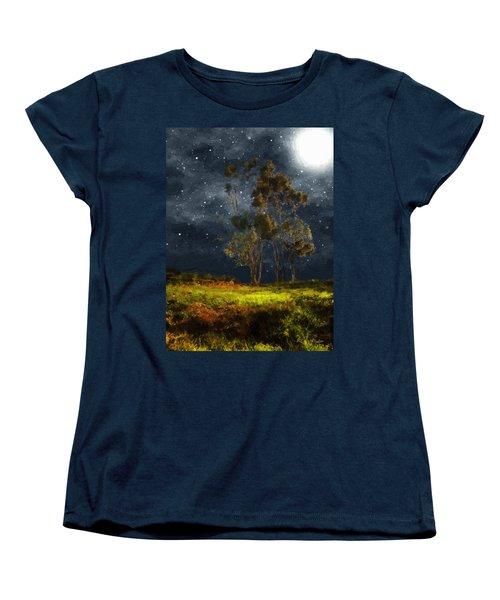 Starfield Women's T-Shirt (Standard Cut) by RC deWinter