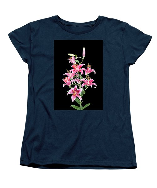Stargazers Women's T-Shirt (Standard Cut) by Kristin Elmquist