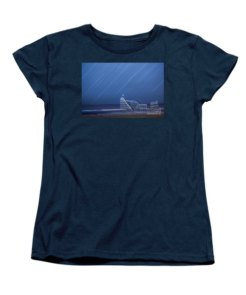 Starjet Under The Stars Women's T-Shirt (Standard Cut)
