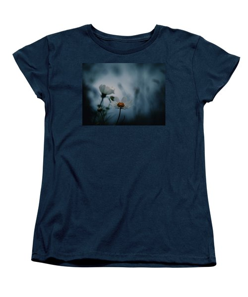 Stay With Me A While Women's T-Shirt (Standard Cut) by Rachel Mirror