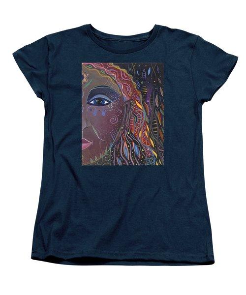 Still A Mystery 2 Women's T-Shirt (Standard Cut) by Helena Tiainen