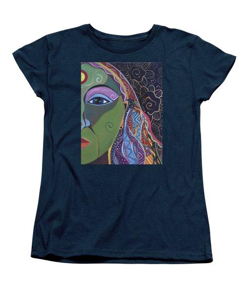 Still A Mystery 5 Women's T-Shirt (Standard Cut) by Helena Tiainen