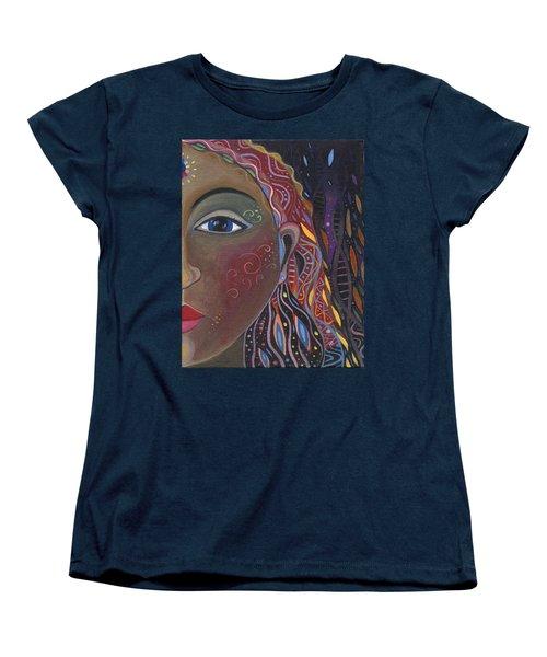 Still A Mystery Women's T-Shirt (Standard Cut) by Helena Tiainen