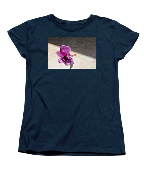 Still Beautiful Women's T-Shirt (Standard Cut) by Ramona Matei
