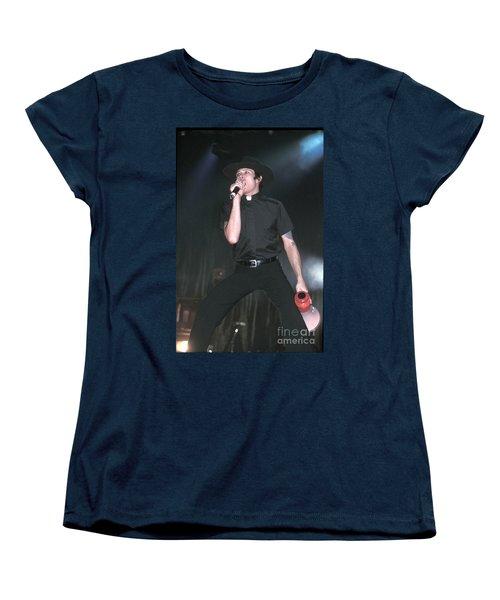 Stone Temple Pilots Women's T-Shirt (Standard Cut) by Concert Photos
