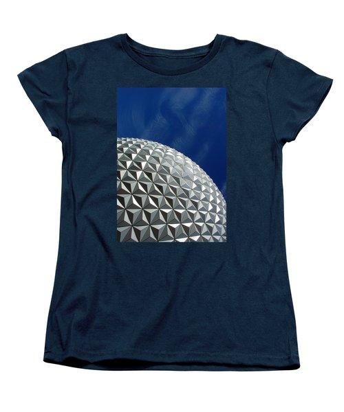 Women's T-Shirt (Standard Cut) featuring the photograph Structural Beauty by David Nicholls