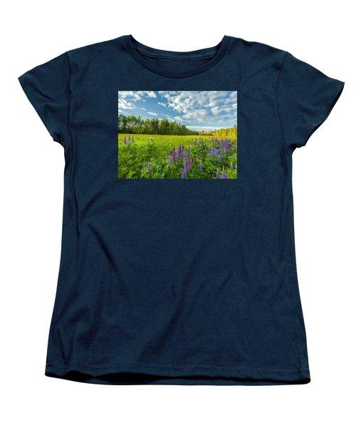Summer Dream Women's T-Shirt (Standard Cut) by Rose-Maries Pictures