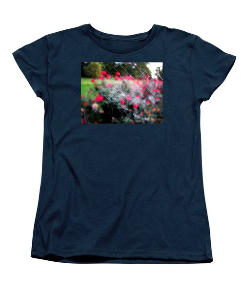 Summer Snowflake Women's T-Shirt (Standard Cut)