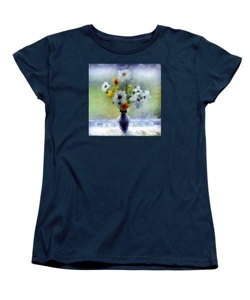 Summerstorm Still Life Women's T-Shirt (Standard Cut) by RC deWinter