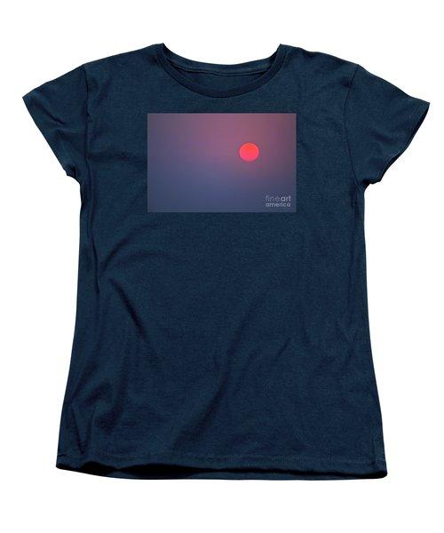 Sundown Women's T-Shirt (Standard Cut) by Heiko Koehrer-Wagner