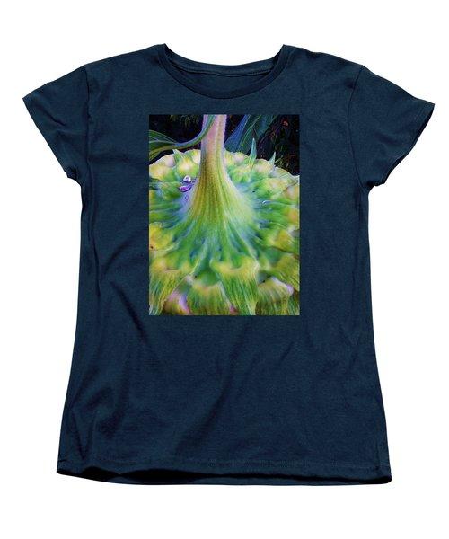 Sunflower...moonside 1 Women's T-Shirt (Standard Cut) by Daniel Thompson