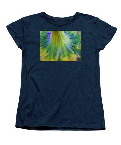 Sunflower...moonside 2 Women's T-Shirt (Standard Cut) by Daniel Thompson