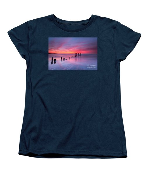 Sunrise At Deal Nj Women's T-Shirt (Standard Cut)