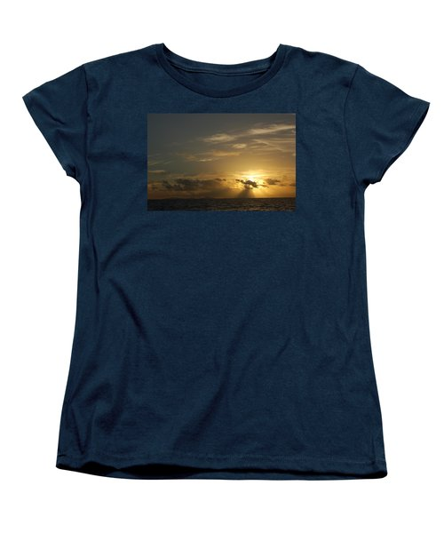 Sunrise Women's T-Shirt (Standard Cut)