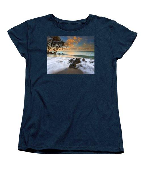Sunset In Paradise Women's T-Shirt (Standard Cut)