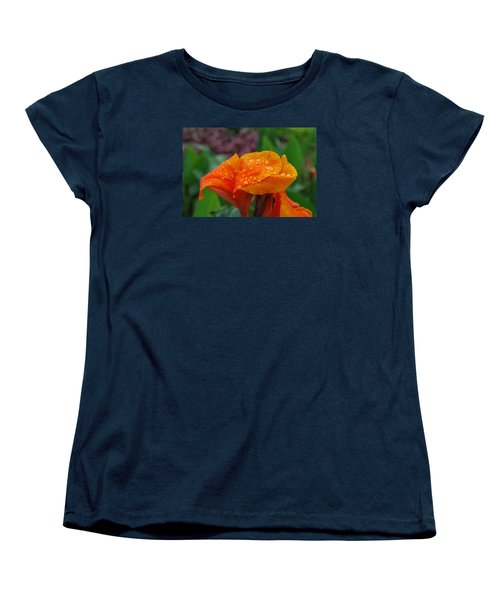 Sunshine From Within Women's T-Shirt (Standard Cut) by Miguel Winterpacht