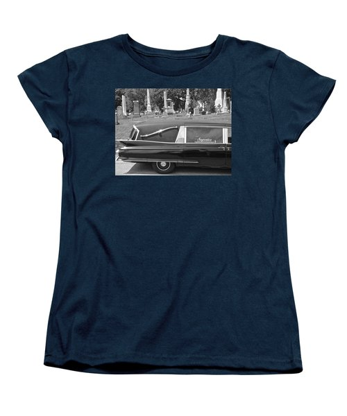 Superior Women's T-Shirt (Standard Cut) by Alice Gipson