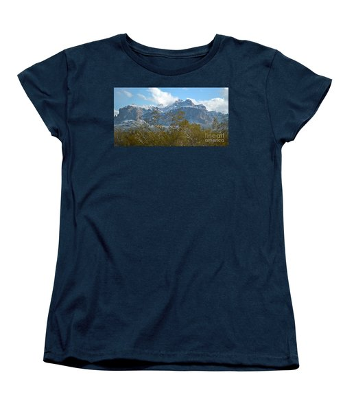 Superstition New Years Day Women's T-Shirt (Standard Cut) by Pamela Walrath