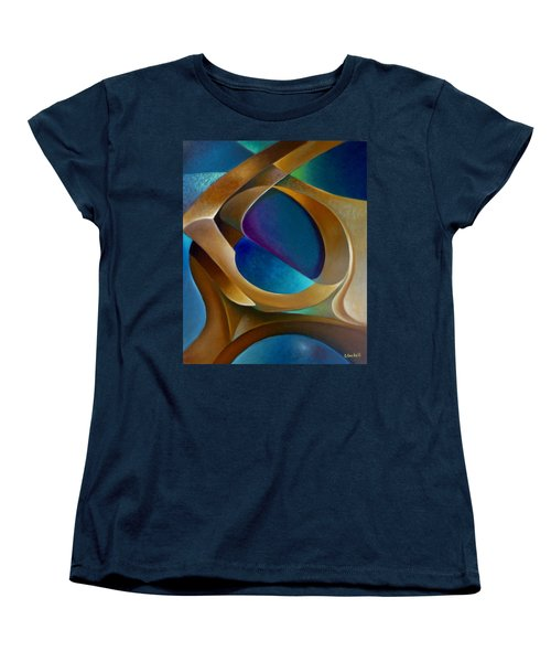Support Women's T-Shirt (Standard Cut) by Claudia Goodell