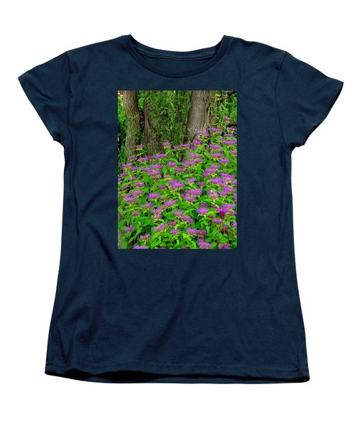 Surrounded Women's T-Shirt (Standard Cut) by Rodney Lee Williams