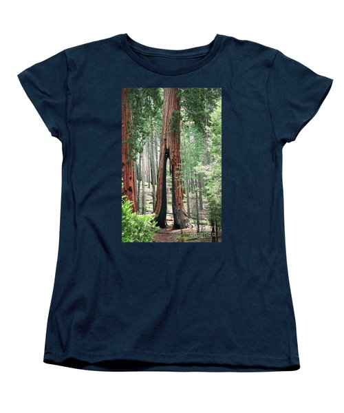 Survivor Women's T-Shirt (Standard Cut) by Ellen Cotton