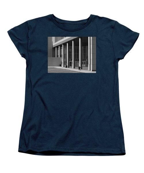 Tai Chi Women's T-Shirt (Standard Cut) by Don Spenner