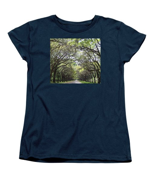 Take Me Home Women's T-Shirt (Standard Cut) by Andrea Anderegg