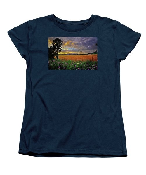 Take Me Home Women's T-Shirt (Standard Cut) by Lianne Schneider