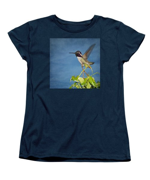 Taking Flight Women's T-Shirt (Standard Cut) by Peggy Hughes