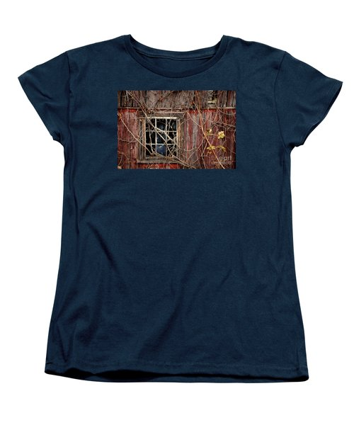 Tangled Up In Time Women's T-Shirt (Standard Cut) by Lois Bryan