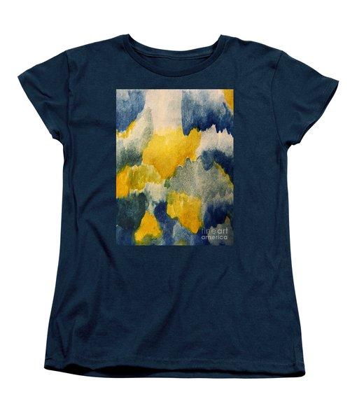 Tears Of Joy Women's T-Shirt (Standard Cut) by Andrea Anderegg