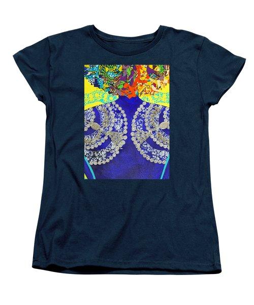Temple Of The Goddess Eye Vol 3 Women's T-Shirt (Standard Cut)
