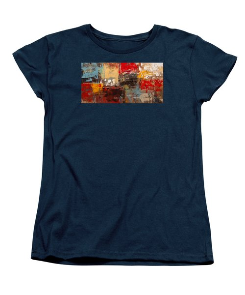 Tgif Women's T-Shirt (Standard Cut) by Carmen Guedez