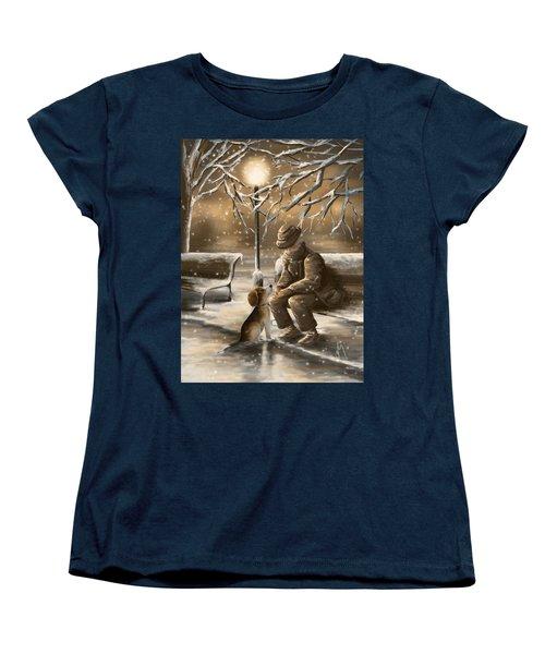 Thanks For The Good Times Women's T-Shirt (Standard Cut) by Veronica Minozzi