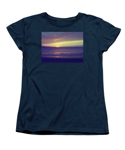 That Peaceful Feeling Women's T-Shirt (Standard Cut) by Laurie Search