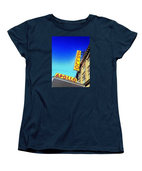 The Apollo Women's T-Shirt (Standard Cut) by Gilda Parente