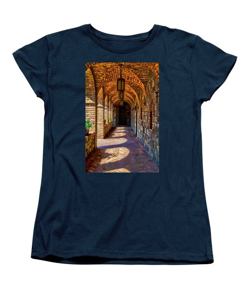 The Arches Women's T-Shirt (Standard Cut) by Richard J Cassato