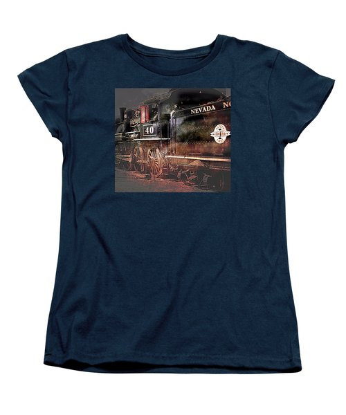 The Baldwin Women's T-Shirt (Standard Cut) by Gunter Nezhoda