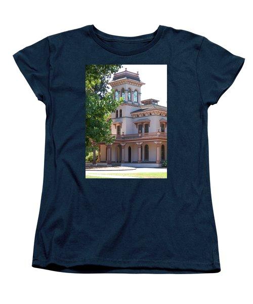 The Bidwell Mansion Women's T-Shirt (Standard Cut)