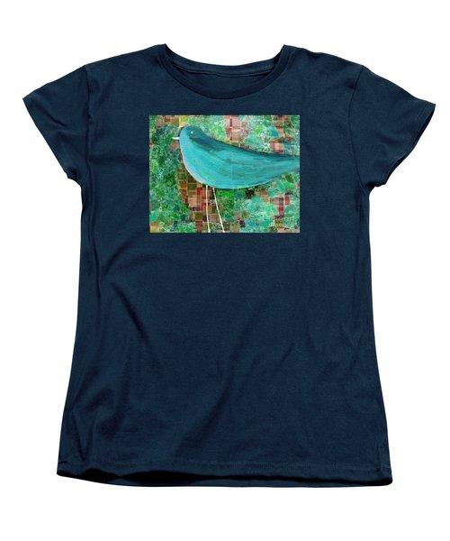 The Bird - 23a1c2 Women's T-Shirt (Standard Cut) by Variance Collections