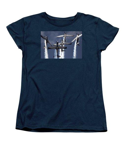 The Brake Women's T-Shirt (Standard Cut) by Paul Job