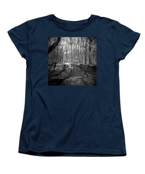The Forest Women's T-Shirt (Standard Cut) by Verana Stark