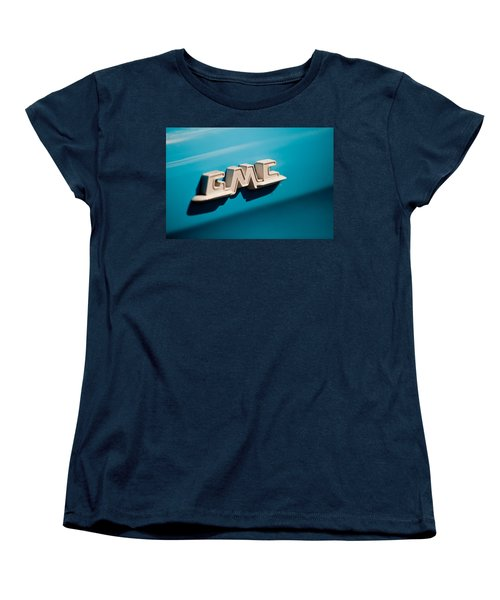 The Gmc Women's T-Shirt (Standard Cut) by Melinda Ledsome