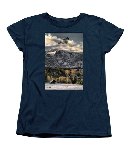 The Grand Teton Women's T-Shirt (Standard Cut)