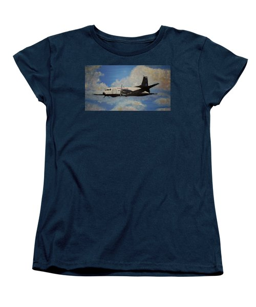 The Hawker Women's T-Shirt (Standard Cut) by Marilyn  McNish