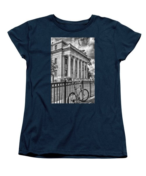 The Hippodrome Theatre Women's T-Shirt (Standard Cut) by Howard Salmon