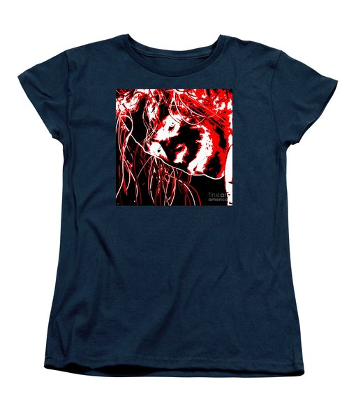 The Joker Women's T-Shirt (Standard Cut) by Daniel Janda